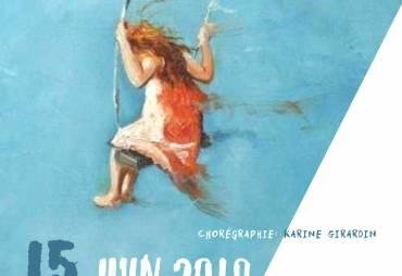 Restitution des ateliers d'expressions corporelles et artistiques – 15 juin 2019