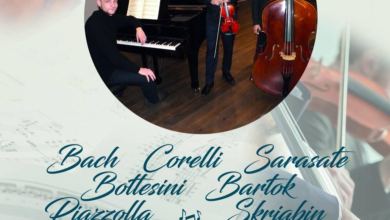 Concert Trio Cordes et piano